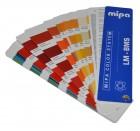 MIPA Farbtonfächer Baumaschinen und Landmaschinen