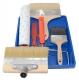Werkzeugset für Schwimmbadanstich mit Chlorkautschukfarbe