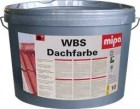MIPA WBS Dachfarbe, Dachbeschichtung - verschiedene Farbtöne zur Auswahl