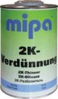 MIPA 2-K Verdünnung kurz   ... Preis ab