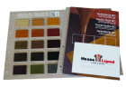 Hesse-Lignal Beiz- und Farbtonkarten … Auswahl