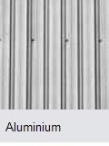 Aluminium Dach streichen
