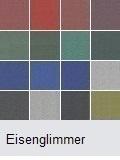 Eisenglimmer Farbtonkarte