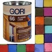 GORI 66 Allround Holzschutzlasur - Farbton nach Wunsch ... Preis ab