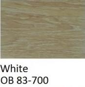 Hesse PARQUET COLOUR  OIL,  Parkettöl OB 83-700 White,  2,5 L Gebinde