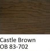 Hesse PARQUET COLOUR  OIL,  Parkettöl OB 83-702 Castle Brown,  2,5 L Gebinde