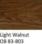 Hesse PARQUET COLOUR  OIL,  Parkettöl OB 83-803 Light Walnut,  2,5 L Gebinde