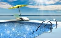 MIPA Pool Ruc Schwimmbadfarbe Karibikblau  ... Preis ab
