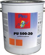 Mipa PU 500-20   2K-PUR-Eisenglimmer matt