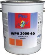 MIPA 1K -PU Acryl Lasurlack WPA 2000-40 Lasurlack für Gartenmöbel aus Holz, Biertischgarnituren - Farbton nach Wunsch - Preis ab
