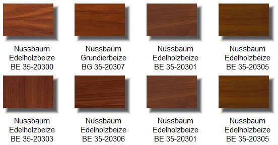 holzbeize nussbaum bei. Black Bedroom Furniture Sets. Home Design Ideas