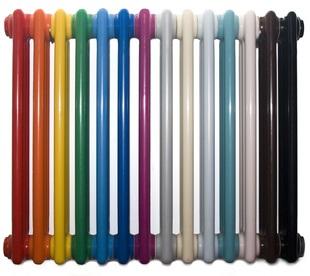 Farbige Heizkörper heizkörperlack im farbton nach wunsch lackundfarbe24 de