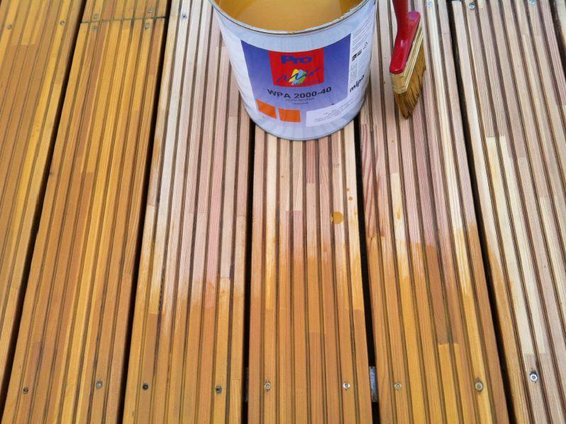 Farbe Zum Holzboden Farbig Lasieren