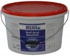 RELIUS Dachfarbe, Dachbeschichtung  ROOF ACRYL  NANOTECH,   12,5 Liter ... Preis ab