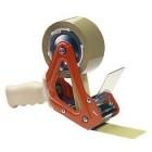 KIP 335 Packband-Handabrollgerät + 1 Rolle PP-Packband braun  Stück  x