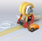 KIP 335 Quick-Liner, Linienabrollgerät Set