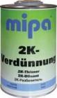 MIPA 2-K Verdünnung V10 kurz   ... Preis ab