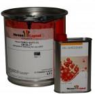 Hesse PRIMER WHITE OIL OB 84-77 ,  Weiße 2-Komponenten-Öl-Gr