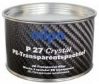 MIPA P 27 Crystal PE-Transparentspachtel 1 kg inkl. Härter