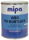 Mipa WBS Buntlack Kupferfarbe altkupfer, seidenmatt auf Wasserbasis  750 ml