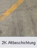 vorhandene 2K Bodenbeschichtung überstreichen