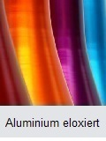 eloxiertes Aluminium lackieren