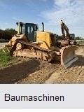 Lackierung von Baumaschinen und Landmaschinen