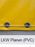 LKW Planen lackieren