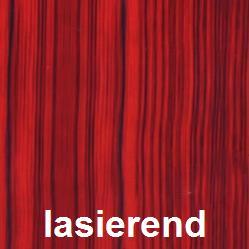 Beispiel Holzlasur rot