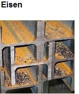 Eisen lackieren