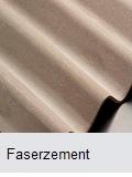 Faserzemetplatten