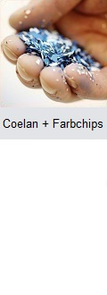 Coelan Balkonbeschichtung rissüberbrückend mit Farbchips