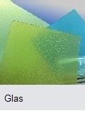 Glaslack, Glaslackierung