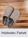 Holzboden, Parkett versiegeln