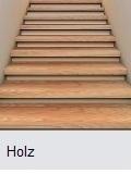 Holztreppe streichen