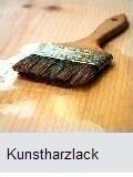 Kunstharz-Klarlack