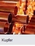 Kupfer lackieren