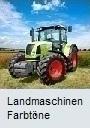 Landmaschinen Farbtöne