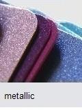 Metallic Lackierung