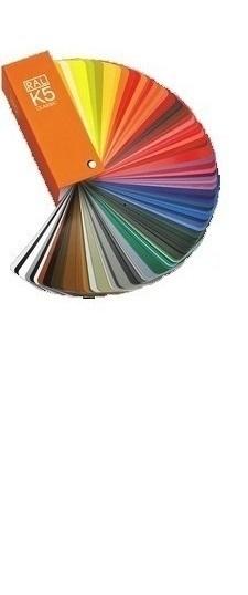 RAL Farbtonkarte
